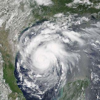 HurricaneHarveySatellite-NASA
