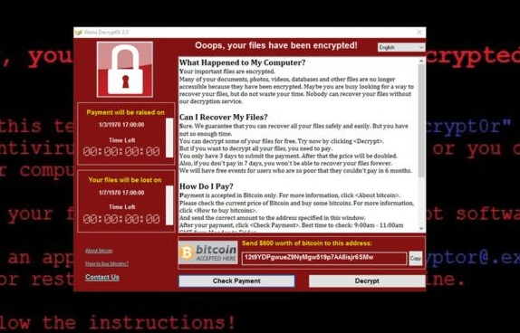 Ransomware - Tenant File Blog