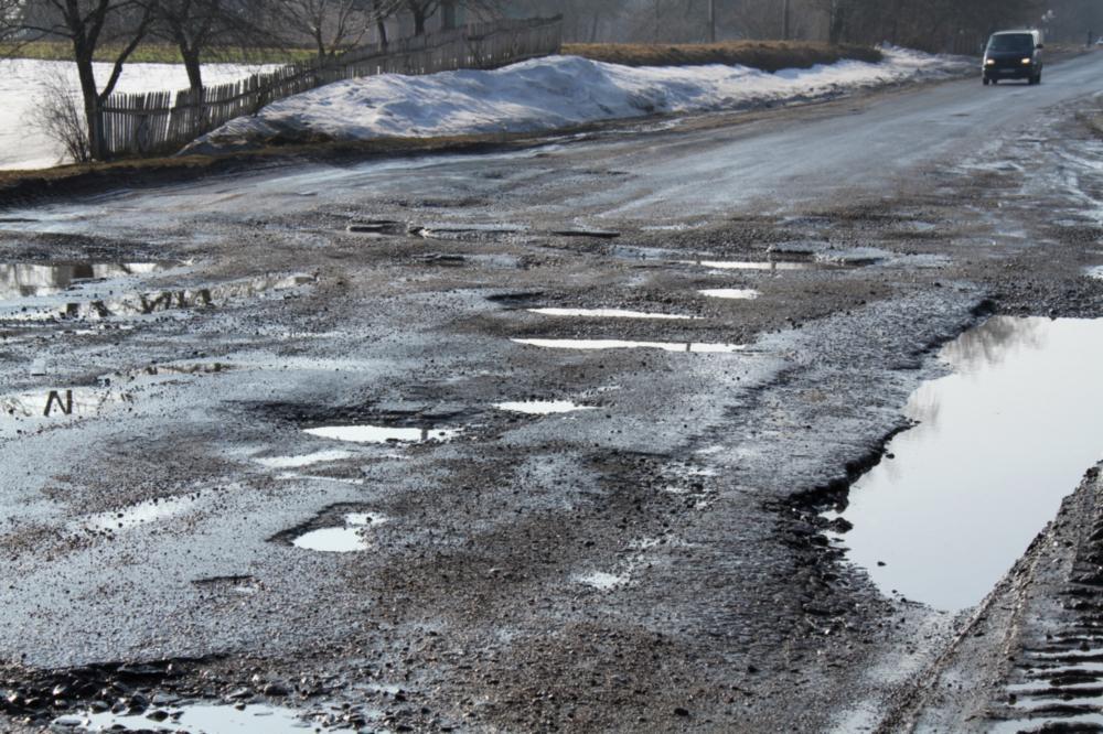 Tenant Landlord Potholes